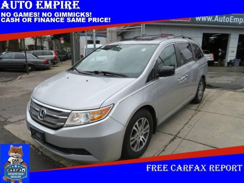 2013 Honda Odyssey for sale at Auto Empire in Brooklyn NY