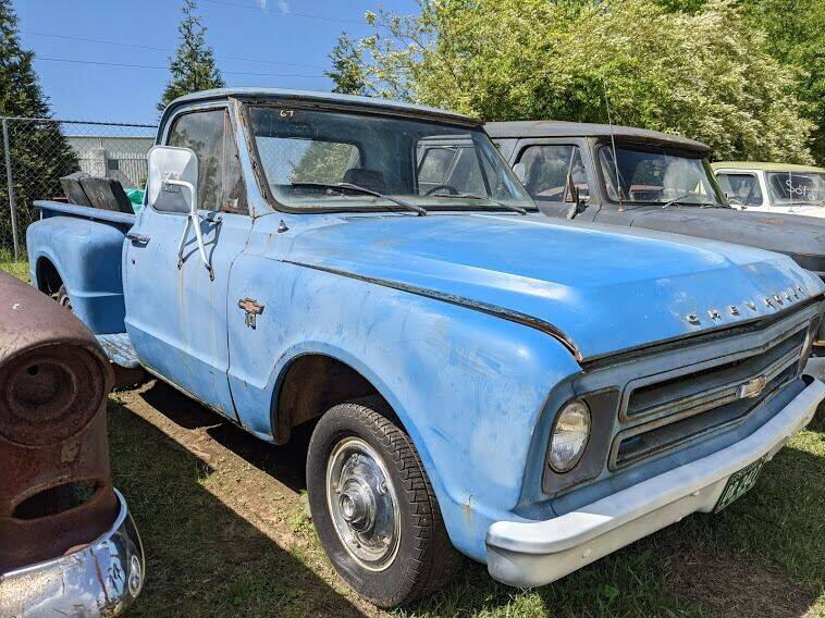 1967 Chevrolet C/K 10 Series for sale at Classic Cars of South Carolina in Gray Court SC