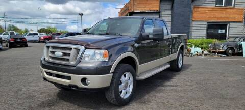 2007 Ford F-150 for sale at Persian Motors in Cornelius OR