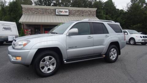 2004 Toyota 4Runner for sale at Driven Pre-Owned in Lenoir NC