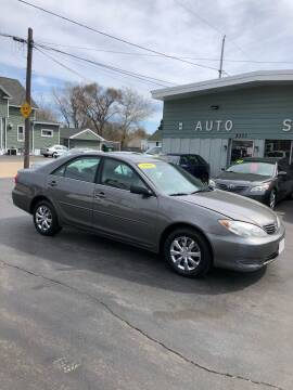 2006 Toyota Camry for sale at SHEFFIELD MOTORS INC in Kenosha WI