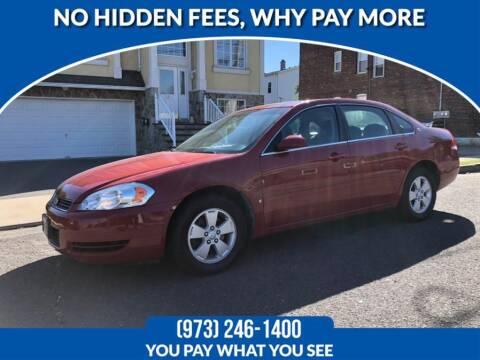 2007 Chevrolet Impala for sale at Route 46 Auto Sales Inc in Lodi NJ