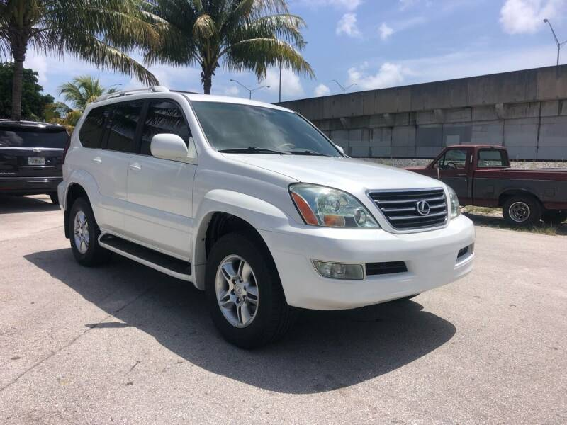 2006 Lexus GX 470 for sale at Florida Cool Cars in Fort Lauderdale FL