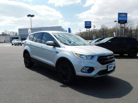 2019 Ford Escape for sale at Radley Cadillac in Fredericksburg VA