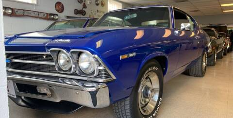 1969 Chevrolet Chevelle for sale at Top Motors LLC - Classic Cars in Portsmouth VA