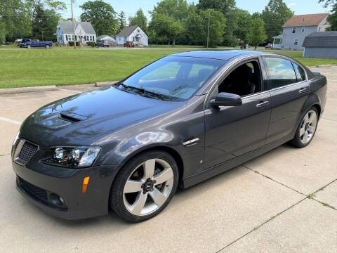 2008 Pontiac G8 for sale at Premier Auto & Parts in Elyria OH
