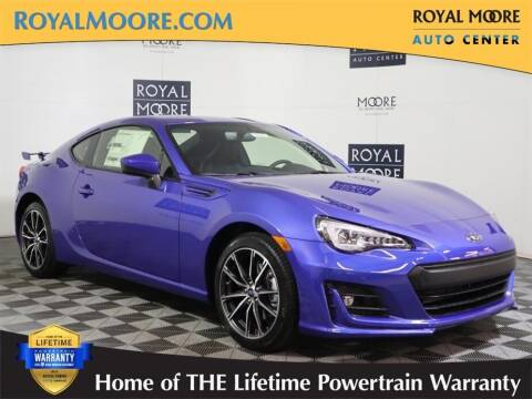 2020 Subaru BRZ for sale at Royal Moore Custom Finance in Hillsboro OR