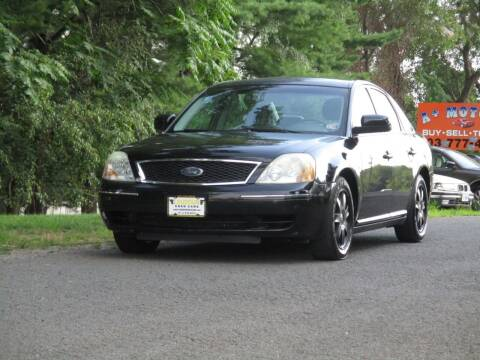 2006 Ford Five Hundred for sale at Loudoun Used Cars in Leesburg VA