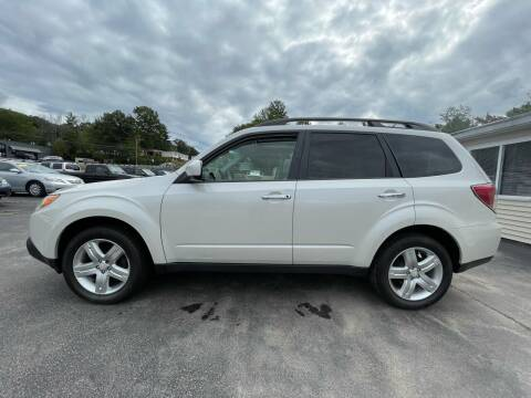 2013 Subaru Forester for sale at Premier Auto LLC in Hooksett NH