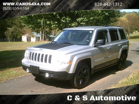 2011 Jeep Patriot for sale at C & S Automotive in Nebo NC