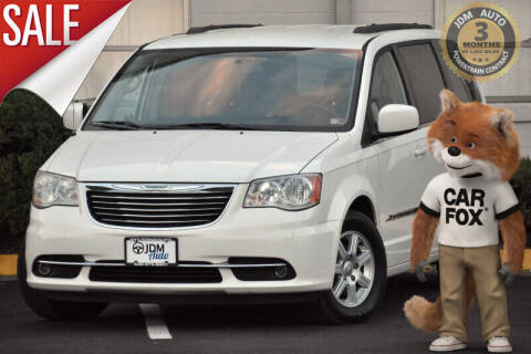2012 Chrysler Town and Country for sale at JDM Auto in Fredericksburg VA