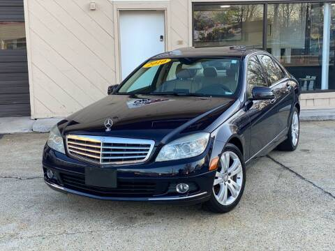 2010 Mercedes-Benz C-Class for sale at Eagle Auto Sales LLC in Holbrook MA