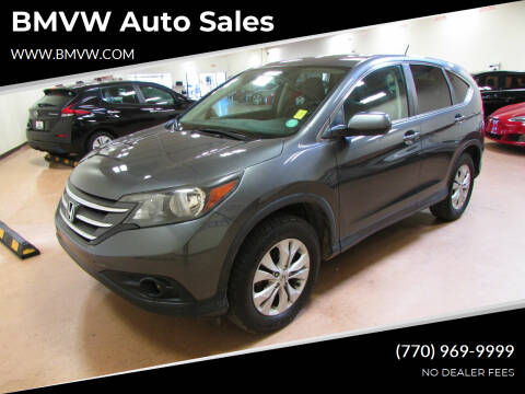 2013 Honda CR-V for sale at BMVW Auto Sales in Union City GA