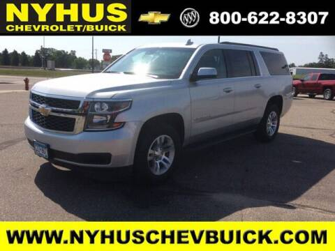 2019 Chevrolet Suburban for sale at Nyhus Chevrolet Buick in Staples MN