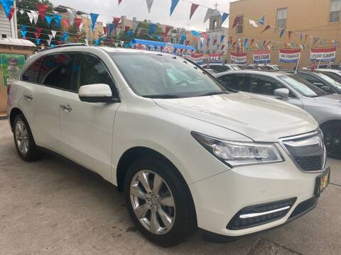 2016 Acura MDX for sale at Elite Automall Inc in Ridgewood NY