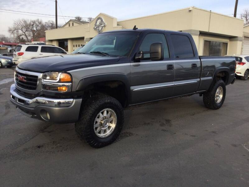 2006 GMC Sierra 2500HD for sale at Beutler Auto Sales in Clearfield UT