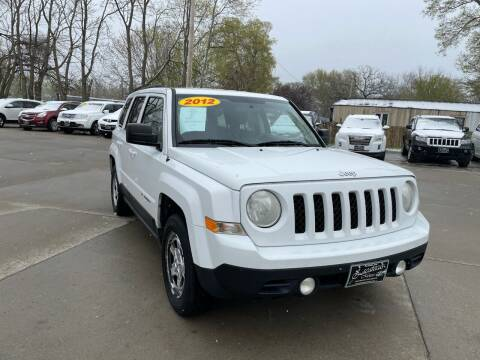 2012 Jeep Patriot for sale at Zacatecas Motors Corp in Des Moines IA