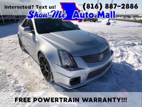 2010 Cadillac CTS-V for sale at Show Me Auto Mall in Harrisonville MO