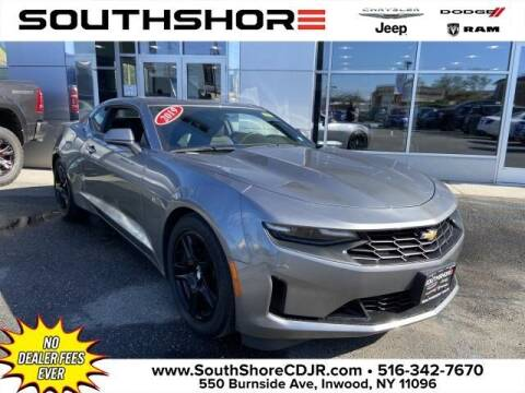 2019 Chevrolet Camaro for sale at South Shore Chrysler Dodge Jeep Ram in Inwood NY