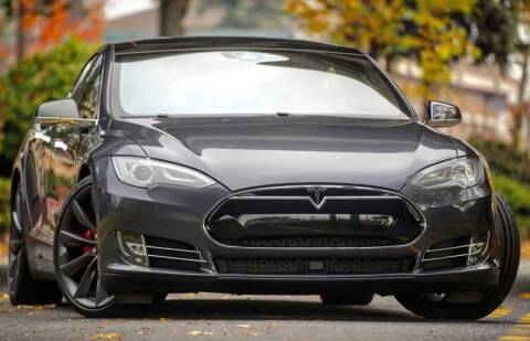 2015 Tesla Model S for sale at MS Motors in Portland OR