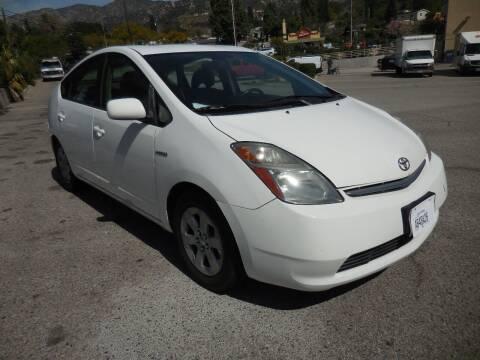 2007 Toyota Prius for sale at ARAX AUTO SALES in Tujunga CA