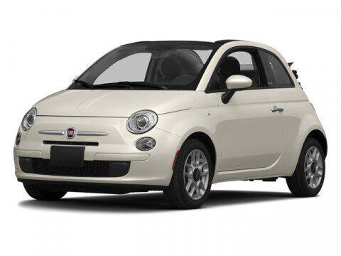 2014 FIAT 500c for sale at Karplus Warehouse in Pacoima CA