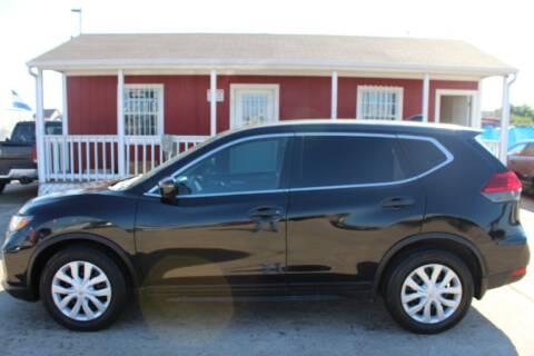 2017 Nissan Rogue for sale at AMT AUTO SALES LLC in Houston TX