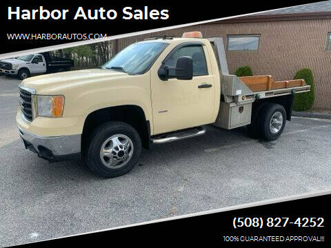 2009 GMC Sierra 3500HD CC for sale at Harbor Auto Sales in Hyannis MA