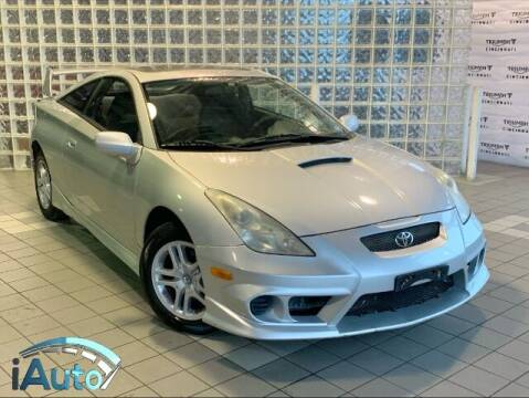 2002 Toyota Celica for sale at iAuto in Cincinnati OH
