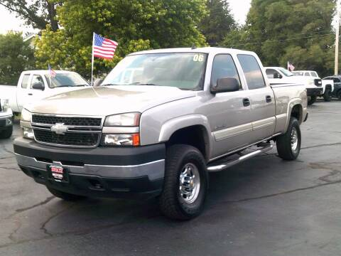 2006 Chevrolet Silverado 2500HD for sale at Stoltz Motors in Troy OH