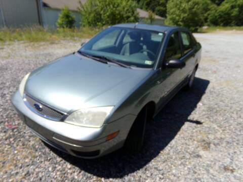 2005 Ford Focus for sale at West End Auto Sales LLC in Richmond VA