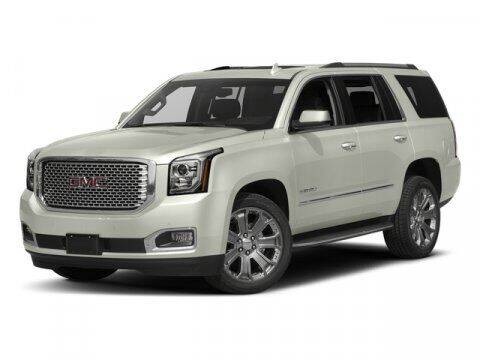 2017 GMC Yukon for sale at Stephen Wade Pre-Owned Supercenter in Saint George UT