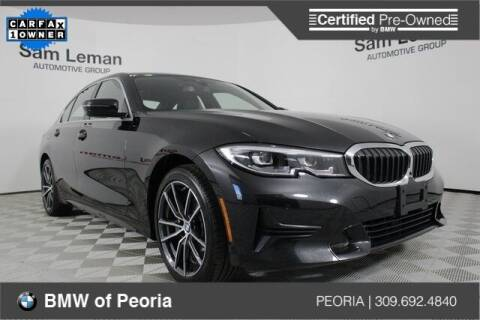 2020 BMW 3 Series for sale at BMW of Peoria in Peoria IL