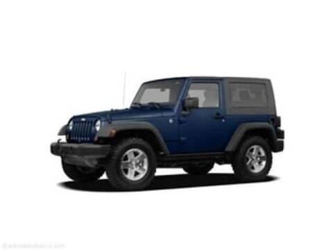 2010 Jeep Wrangler for sale at West Motor Company - West Motor Ford in Preston ID