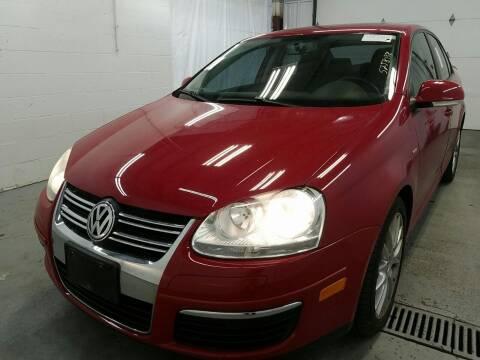 2008 Volkswagen Jetta for sale at Cj king of car loans/JJ's Best Auto Sales in Troy MI