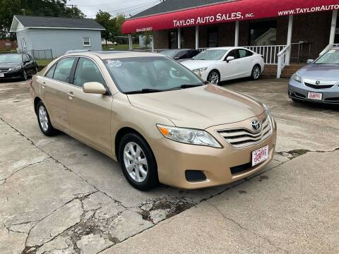 2011 Toyota Camry for sale at Taylor Auto Sales Inc in Lyman SC