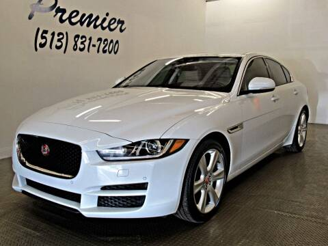 2017 Jaguar XE for sale at Premier Automotive Group in Milford OH