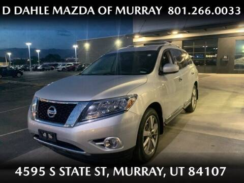 2014 Nissan Pathfinder for sale at D DAHLE MAZDA OF MURRAY in Salt Lake City UT