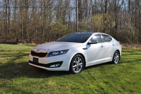 2012 Kia Optima for sale at Or Best Offer Motorsports in Columbus OH
