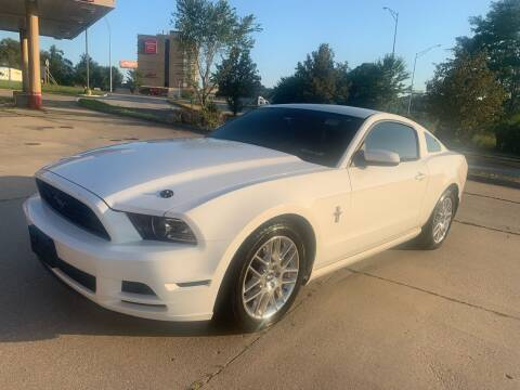 2013 Ford Mustang for sale at Xtreme Auto Mart LLC in Kansas City MO