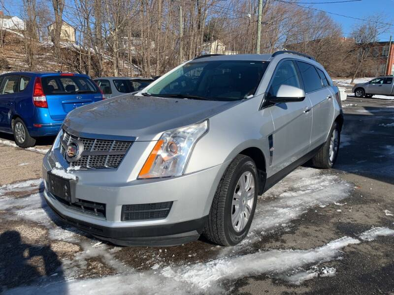 2011 Cadillac SRX for sale at Manchester Auto Sales in Manchester CT