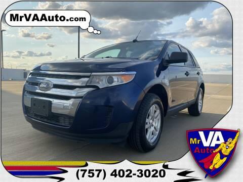2011 Ford Edge for sale at Mr VA Auto in Chesapeake VA