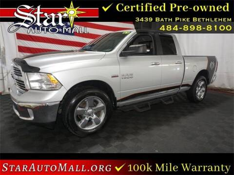 2016 RAM Ram Pickup 1500 for sale at STAR AUTO MALL 512 in Bethlehem PA