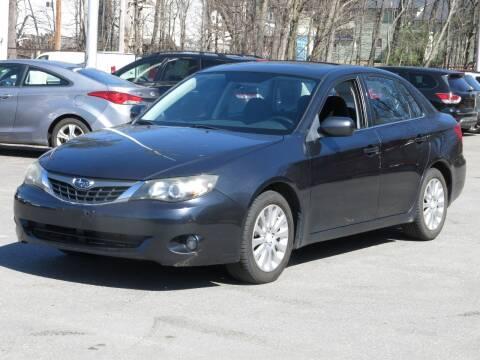 2009 Subaru Impreza for sale at United Auto Service in Leominster MA