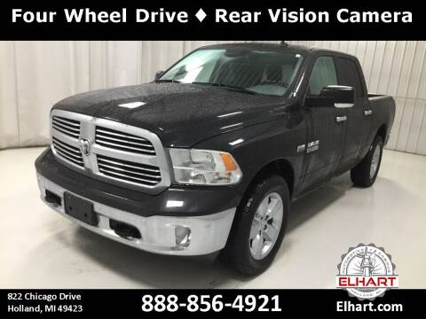 2017 RAM Ram Pickup 1500 for sale at Elhart Automotive Campus in Holland MI