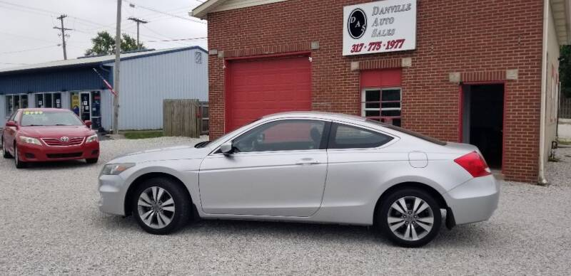 2011 Honda Accord for sale at DANVILLE AUTO SALES in Danville IN