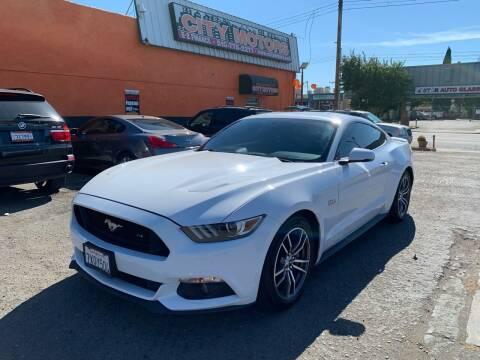 2017 Ford Mustang for sale at City Motors in Hayward CA