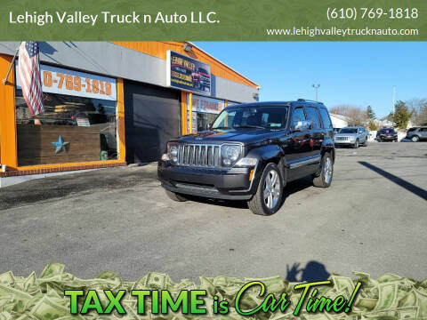 2011 Jeep Liberty for sale at Lehigh Valley Truck n Auto LLC. in Schnecksville PA