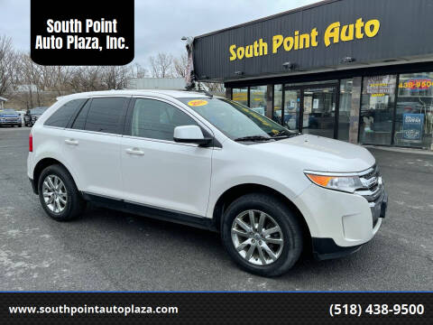 2011 Ford Edge for sale at South Point Auto Plaza, Inc. in Albany NY