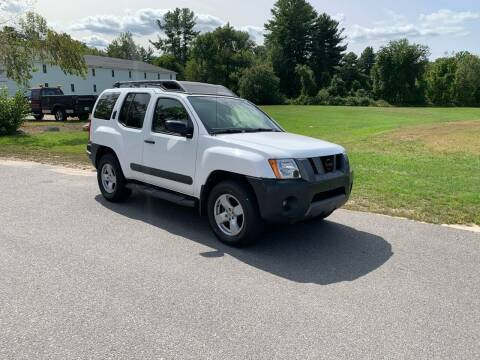 2005 Nissan Xterra for sale at ds motorsports LLC in Hudson NH